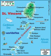 St Vincent and the Genadines